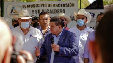 #Estado | Concluye toma de la presa La Boquilla tras acuerdo alcanzado por Gobierno del Estado
