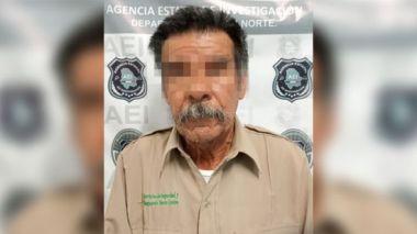 """#Juarez   Cae """"El Abuelo"""" violador serial de menores en Juárez"""